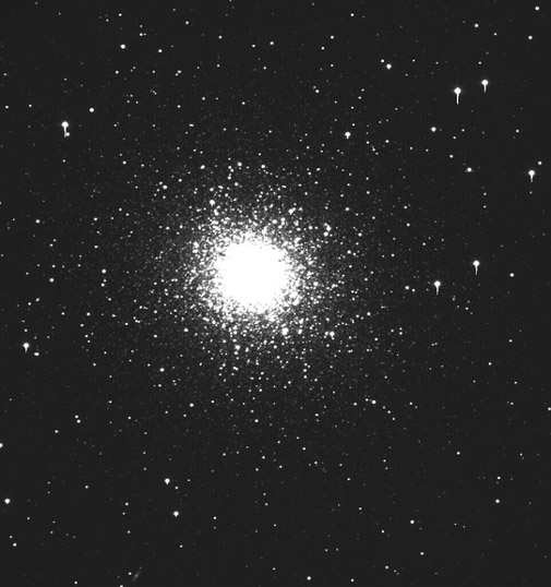 24 inch astrograph image of M13